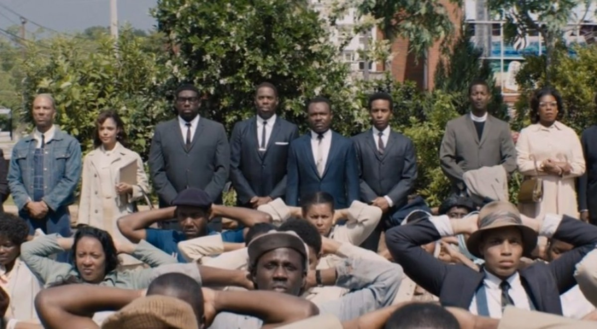 Image from the Selma Movie trailer