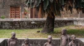 memorial of slavery, stonetown, zanzibar, by Andrea Moroni, on Flickr