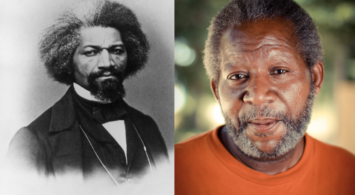 The role of exonerees from death row, like Clarence Brandley, in contemporary anti-death penalty efforts mirrors the role that former and fugitive slaves, like Frederick Douglass, played in efforts to abolish slavery.